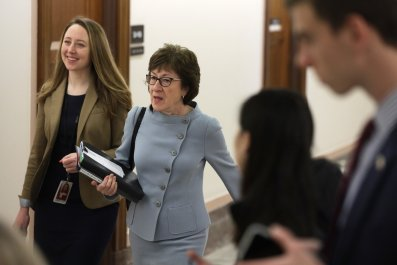 Lawmakers On Capitol Hill Receive Briefing On Coronavirus From Administration Health Officials