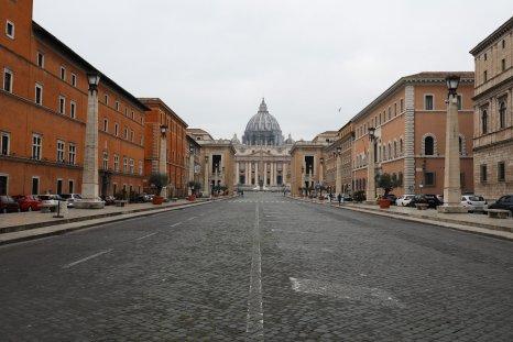 Rome Coronavirus