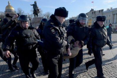Vladimir Putin, Russia, term limits, constitution, protest