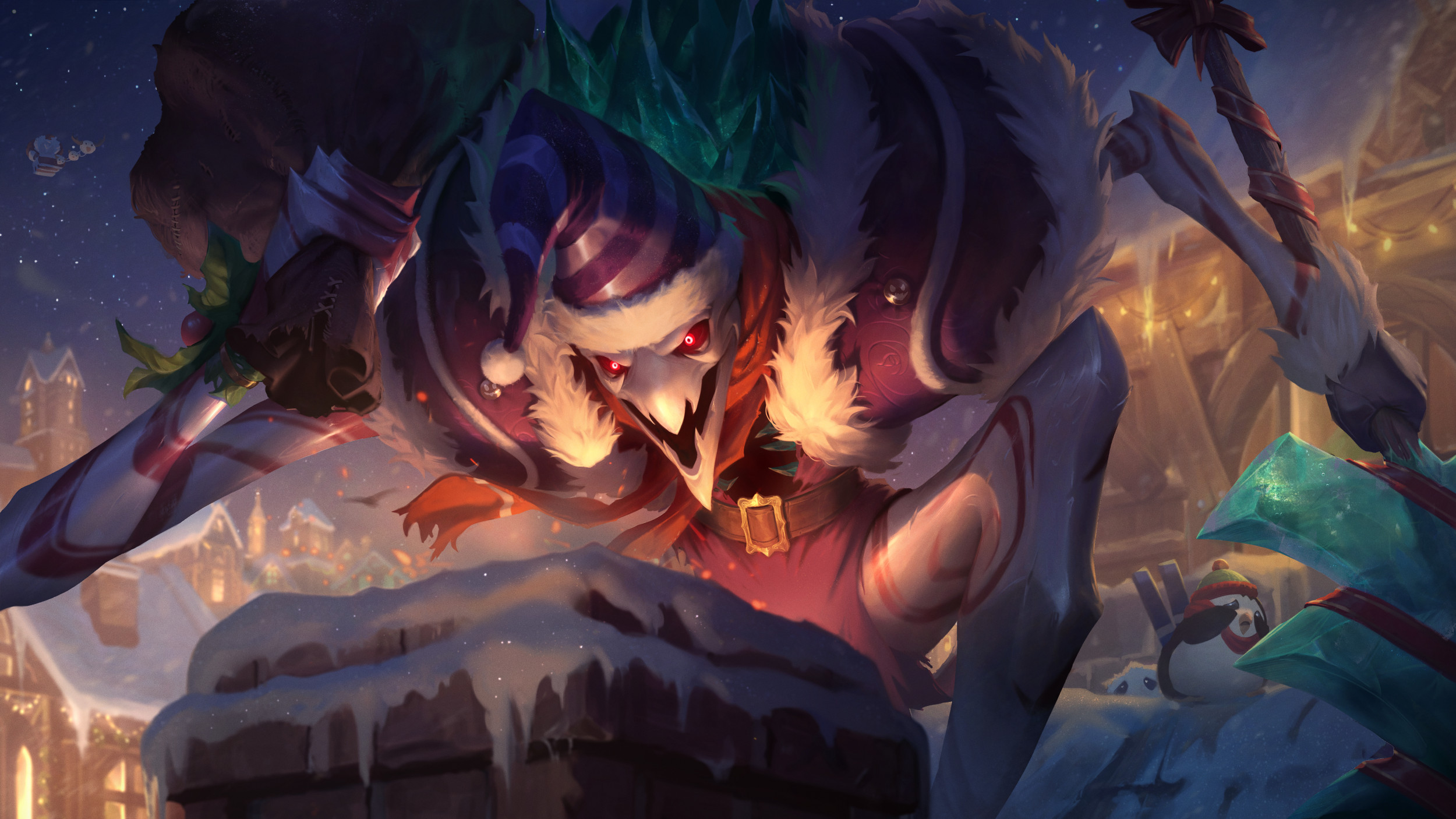 How League Of Legends Developers Put The Fright Back Into Fiddlesticks
