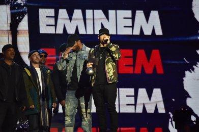 No, 'Marshall Law' Isn't Eminem's New Album, Here's Why It's Trending