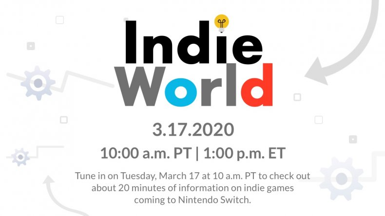 nintendo direct indie world showcase march 2020