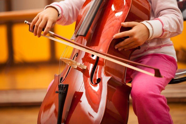 cello kid