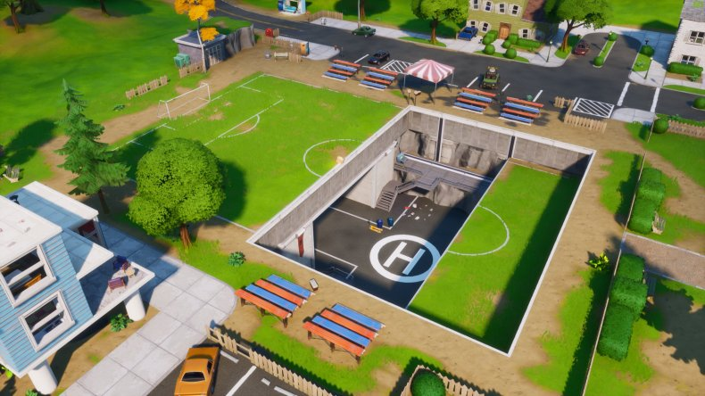 fortnite soccer pitch 1220 patch notes