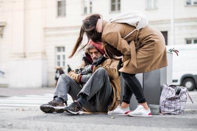 iStock Homeless COVID19