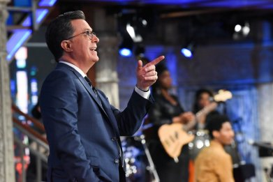 What You Missed on Late Night: Stephen Colbert's Unexpected Return