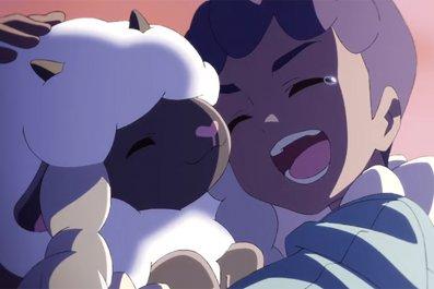 pokemon twilight wings episode 3 hop wooloo