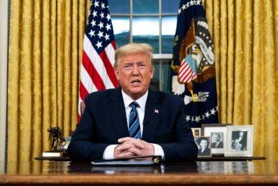 Donald Trump Coronavirus Address