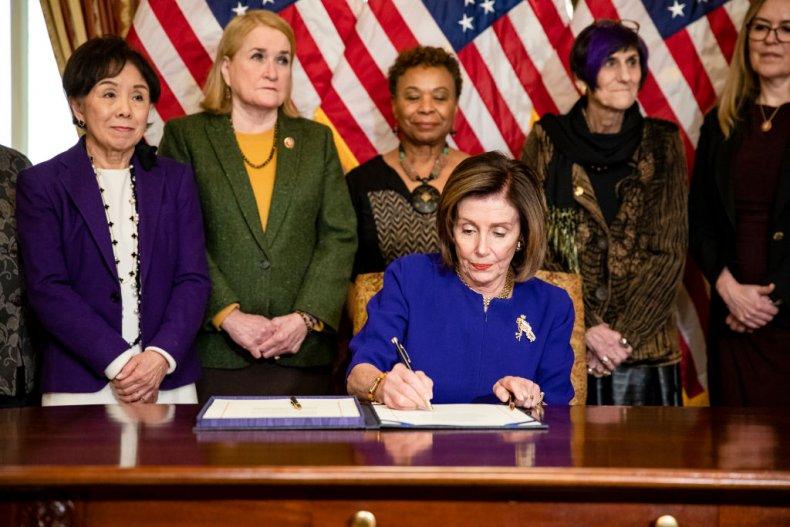Nancy Pelosi Coronavirus Bill