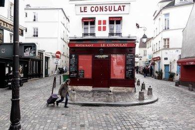 Paris, France, Coronavirus, March 15, 2020