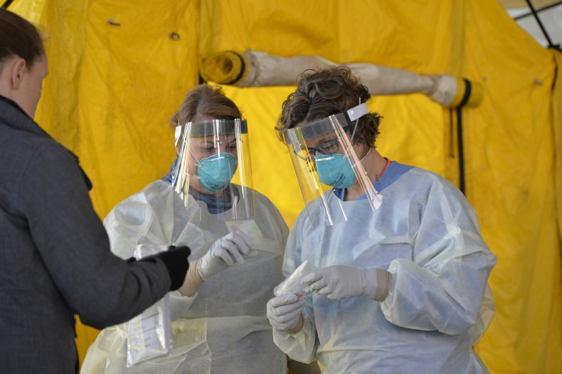 coronavirus, test, doctors, prisons, inmates, detainees, spread