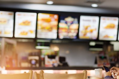 iStock Fast food deals covid-19