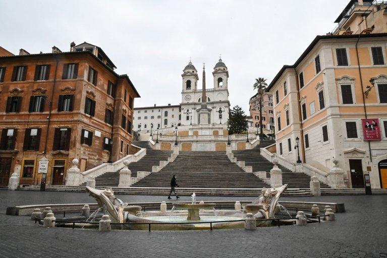 Spanish Steps Italy