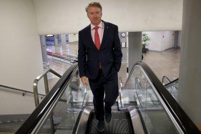 Rand Paul votes against paid sick leave