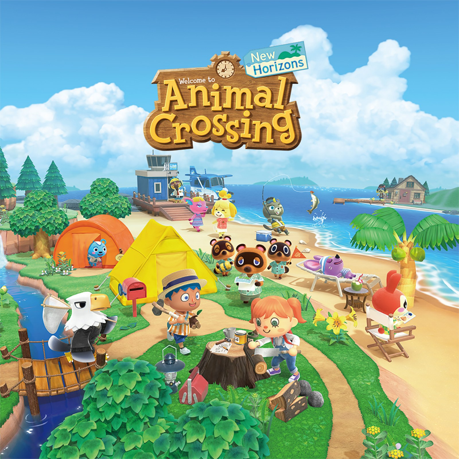 Animal Crossing New Horizons Release Date Time When And How To