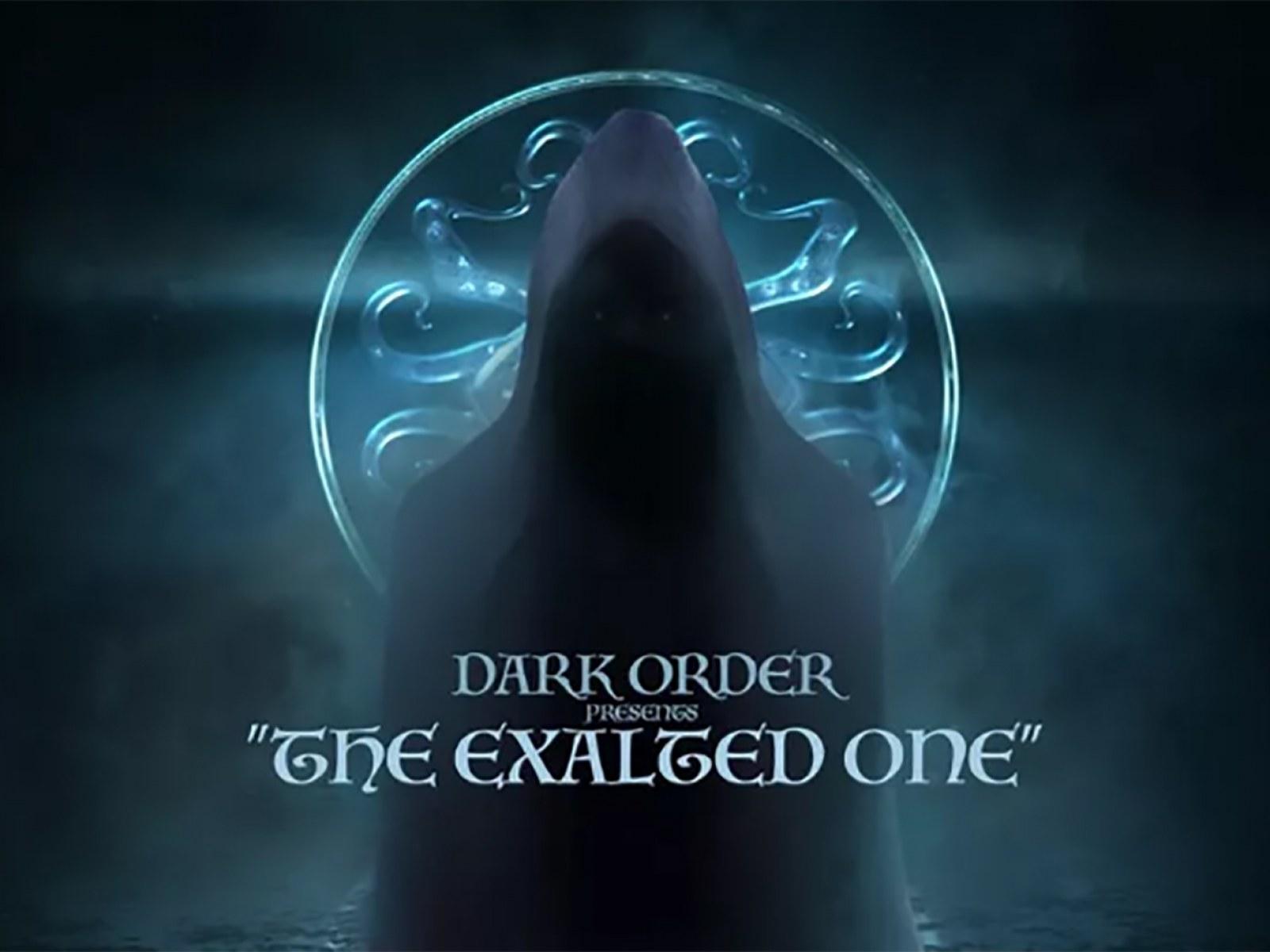 aew dark order exalted one
