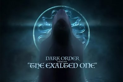 aew dark order the exalted one