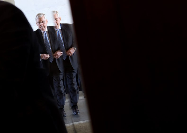 Democrats accuse Republicans slowing third stimulus package
