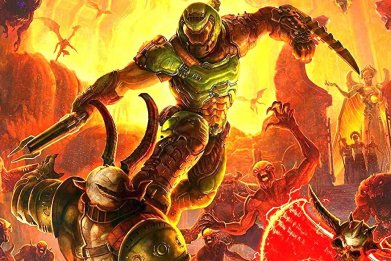 doom eternal release time how to download