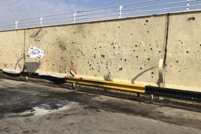 iraq, baghdad, international, airport, soleimani, strike