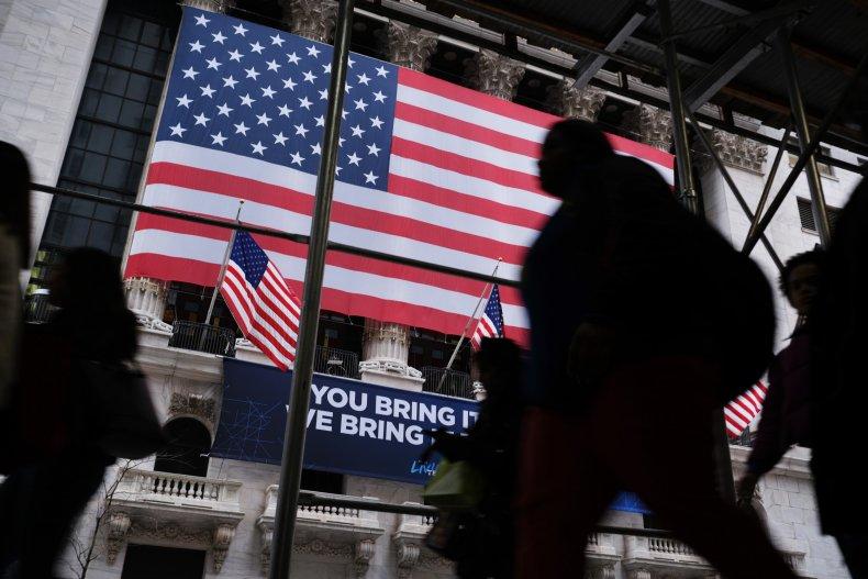 New York Stock Exchange February 2020