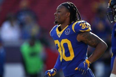 Todd Gurley, Los Angeles Rams