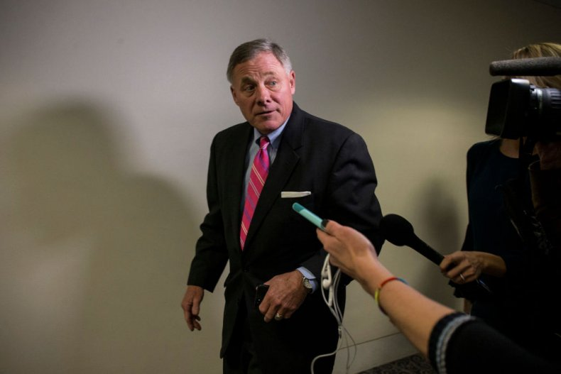 Sen. Richard Burr of North Carolina