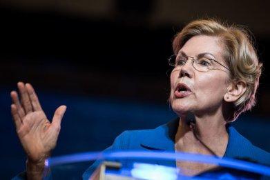 Elizabeth Warren at South Carolina Debate