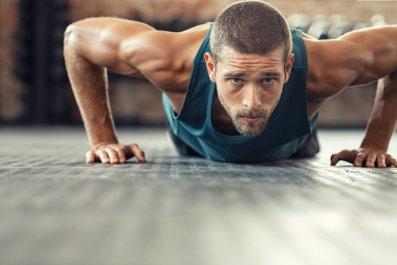 exercise, push-ups