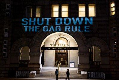 global gag rule
