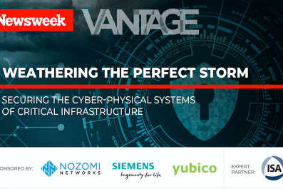 Newsweek Vantage - Cybersecurity