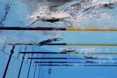 USA Swimming 2016 Rio Olympics