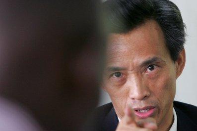 lin songtian chinese ambassador trump
