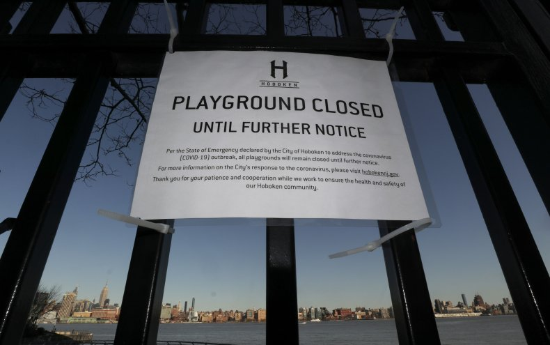 Hoboken, New Jersey Works to Stop the Community Spread of Coronavirus