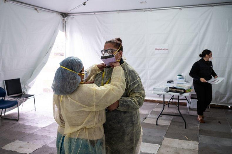 FDA Authorizes Test That Can Detect Coronavirus in 45 Minutes, To Be Shipped Beginning Next Week Coronavirus-covid-19-testing