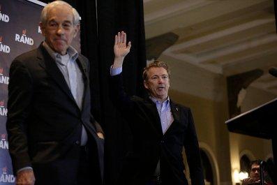 Ron Paul and Rand Paul
