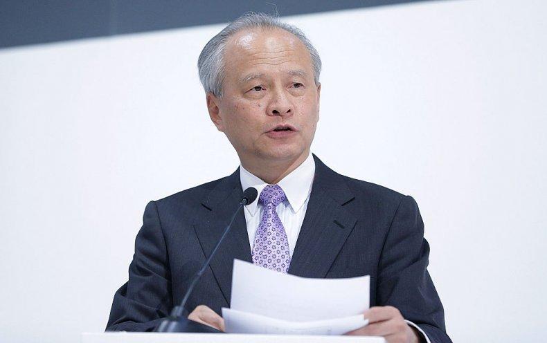 Ambassador Cui Tiankai