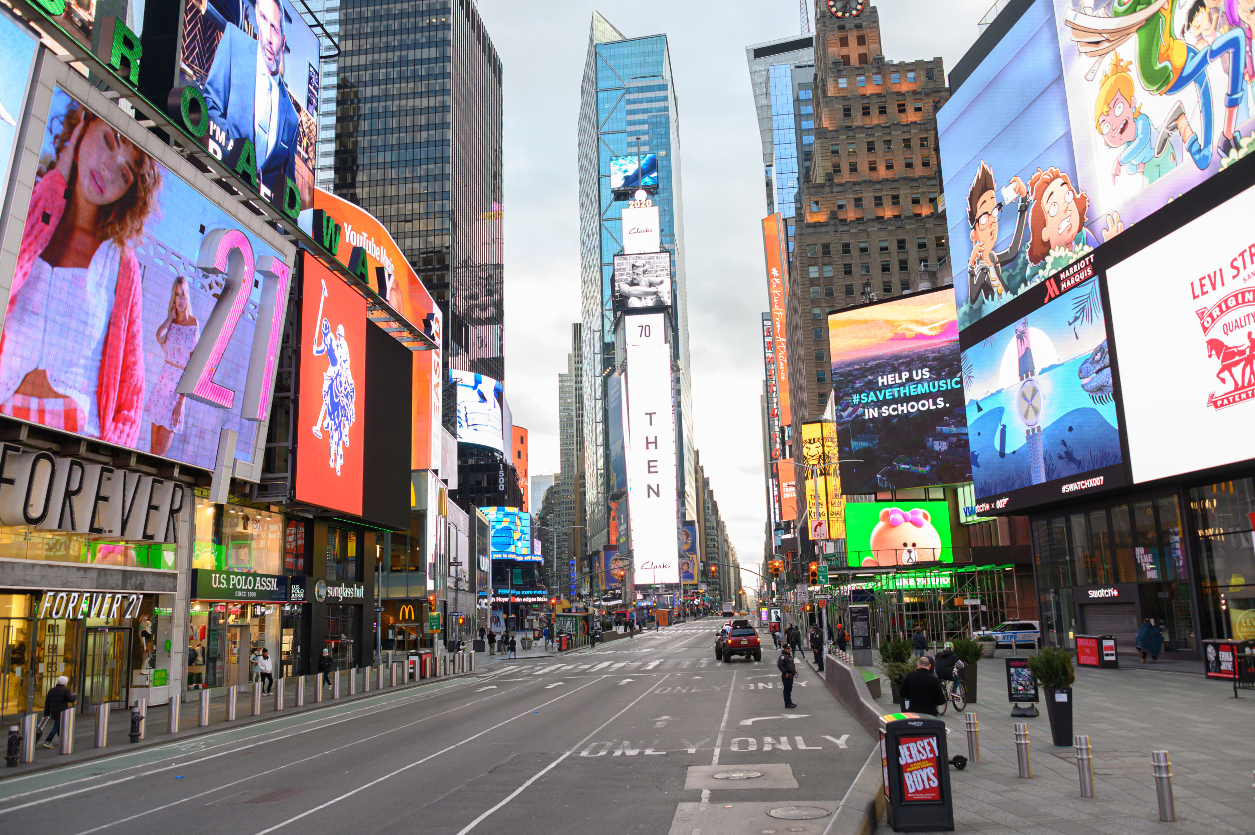 New York City Now Has More Confirmed Cases of Coronavirus Than All ...