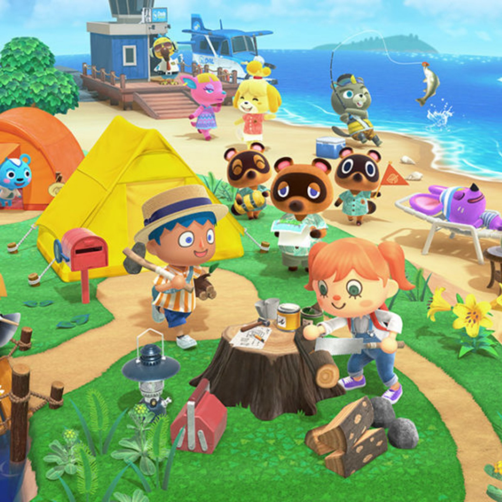 Animal Crossing: New Horizons' Update 1.1.2 Fixes Major Bugs ...