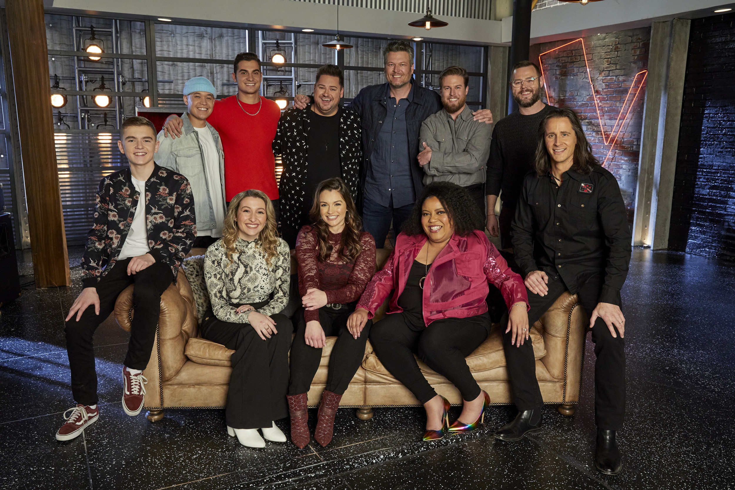 These Are All The Singers Headed Into The Battles On The Voice Season 18