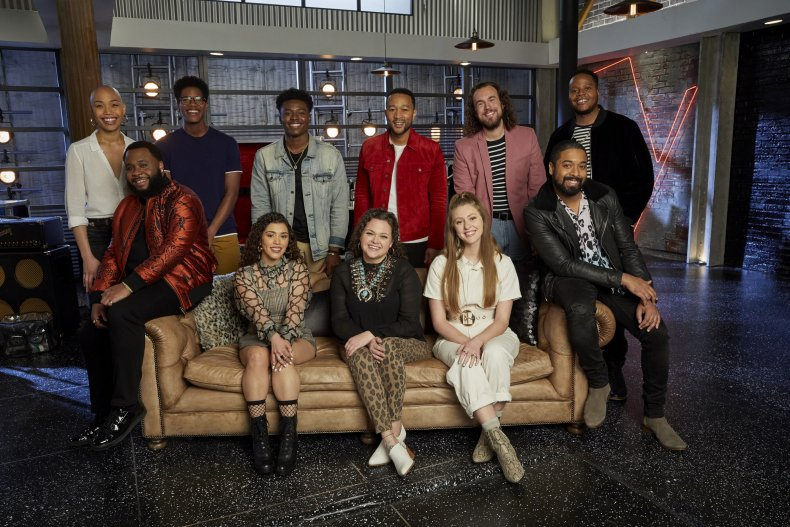These Are All the Contestants Headed to the Battles on 'The Voice' 2020