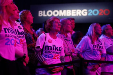 michael bloomberg campaign supporters lawsuit