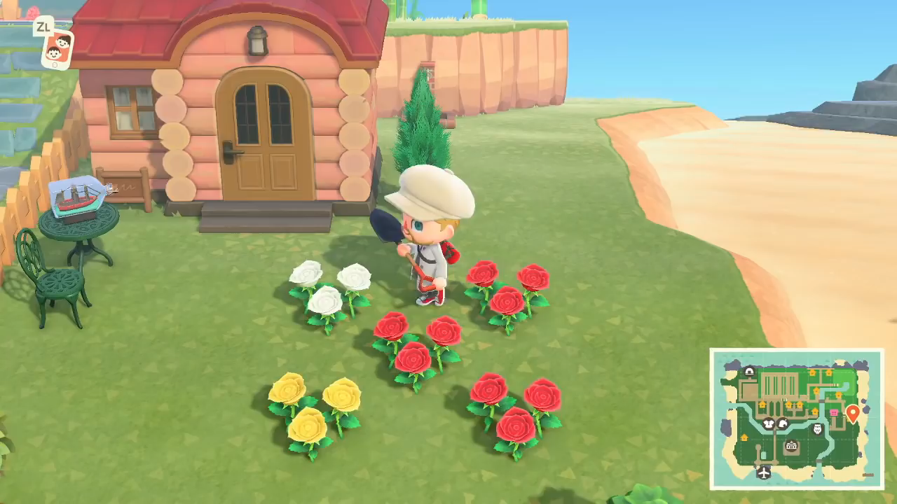 Animal Crossing New Horizons Flower Guide List How To Breed Hybrids