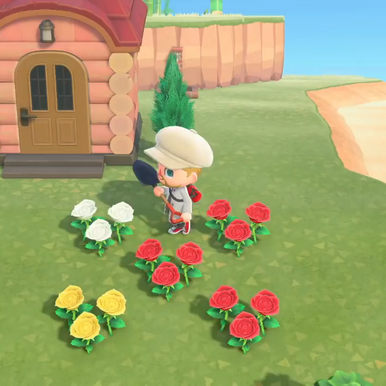 Animal Crossing New Horizons Flower Guide List How To Breed