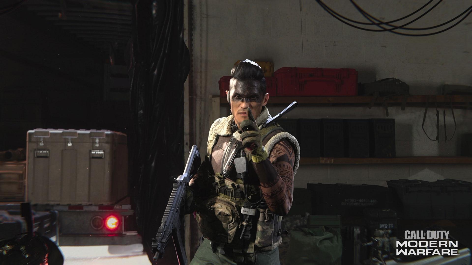 Call Of Duty Modern Warfare Update 1 18 Adds Talon Warzone Guns Patch Notes