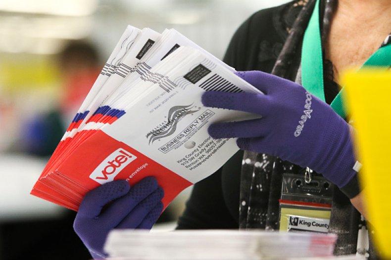 vote by mail coronavirus democratic primaries