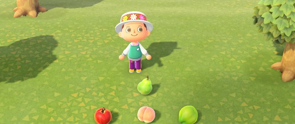 Animal Crossing New Horizons Fruit Guide How To Plant Get More Fruit