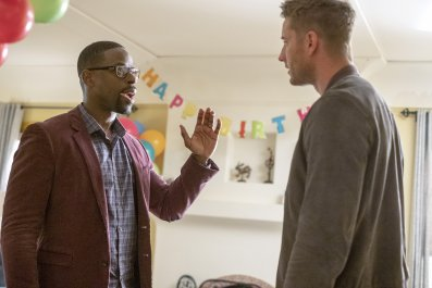 Randall and Kevin Clash—Hard—on 'This Is Us' Season 4 Finale