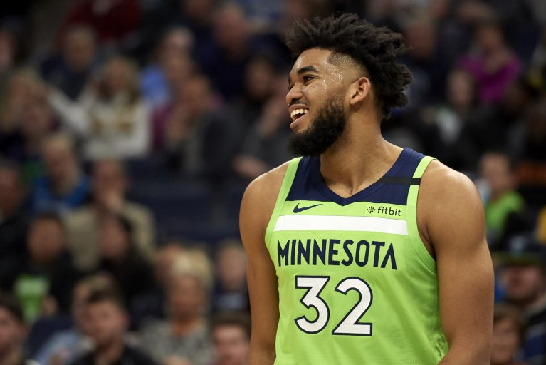 Karl-Anthony Towns, Minnesota Timberwolves
