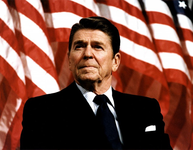reagan-flag